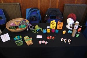 Brighton Craft fair 1