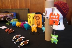 Brighton Craft fair 2