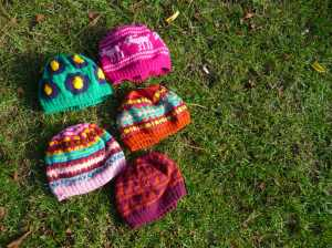 Hats, hats and more hats